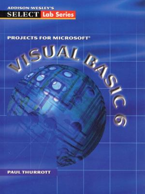 Projects for Microsoft Visual Basic 6