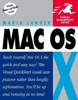 Mac Os X:visual Quickstart Guide