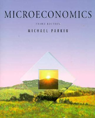 Microeconomics/Economic Times Vol. 5 No. 1 Fall 1996