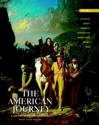 American Journey Vol. 1 : A History of the United States