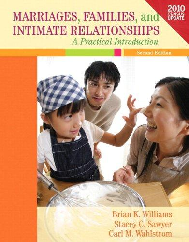 Marriages, Families, and Intimate Relationships Census Update Plus MyFamilyLab with eText -- Access Card Package (2nd Edition)