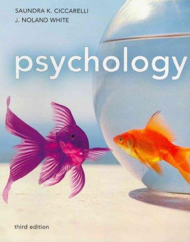 Psychology (paperback) and NEW MyPsychLab with Pearson eText Valuepack Access Card Package (3rd Edition)