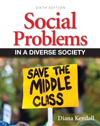 Social Problems in a Diverse Society (6th Edition)
