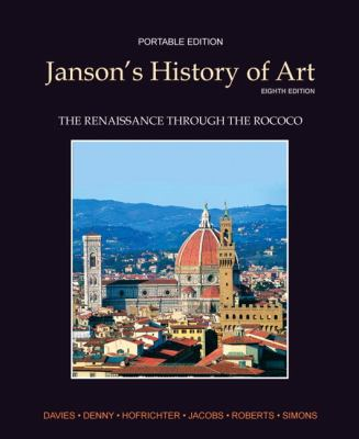 Janson's History of Art Portable Edition Book 3