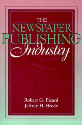 Newspaper Publishing Industry