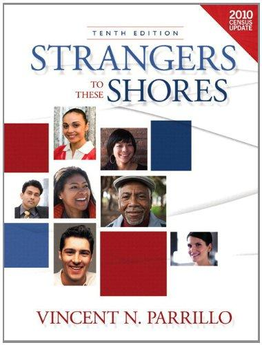 Strangers to these Shores, Census Update Plus MySocLab with eText -- Access Card Package (10th Edition)