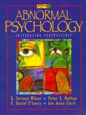 Abnormal Psychology Integrating Perspectives