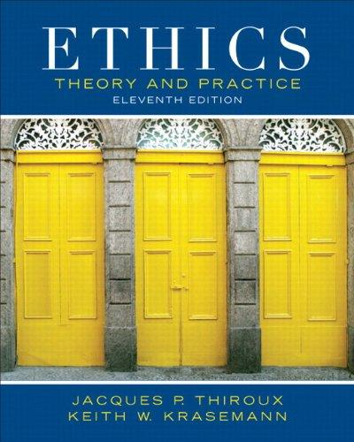 Ethics: Theory and Practice Plus MyThinkingLab with eText -- Access Card Package (11th Edition) (MyThinkingLab Series)
