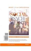 Social Psychology, Books a la Carte Edition (13th Edition)