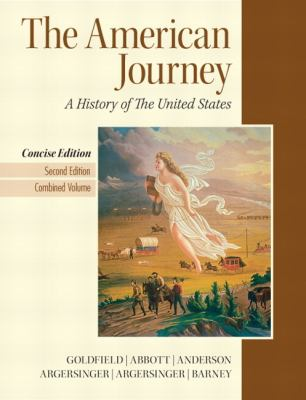 American Journey, Concise Edition, The, Combined Volume