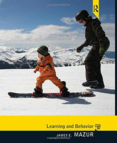 Learning & Behavior (7th Edition)