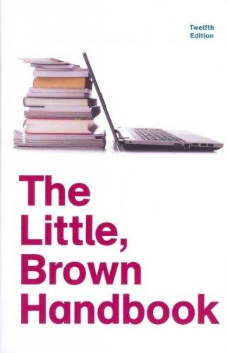 Little Brown Handbook + Mycomplab with Pearson Etext Access Card
