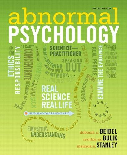 Abnormal Psychology Plus NEW MyPsychLab with eText -- Access Card Package (2nd Edition)
