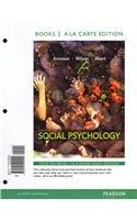 Social Psychology, Books a la Carte Plus NEW MyPsychLab with eText -- Access Card Package (8th Edition)