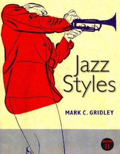 Jazz Styles with CD set (11th Edition)