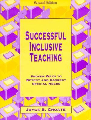 Successful Inclusive Teaching Proven Ways to Detect and Correct Special Needs
