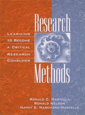Research Methods Learning to Become a Critical Research Consumer