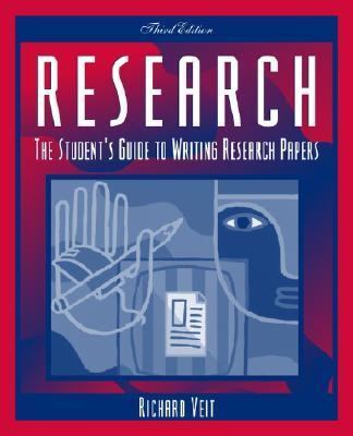 Research The Student's Guide to Writing Research Papers