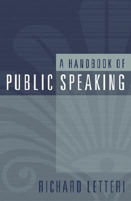 Handbook of Public Speaking