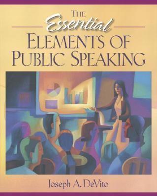 Essential Elements of Public Speaking | Rent 9780205338009 ...