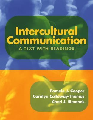 Intercultural Communication A Text With Readings