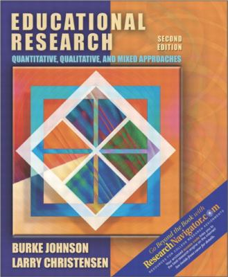 Educational Research Quantitative, Qualitative, and Mixed Approaches