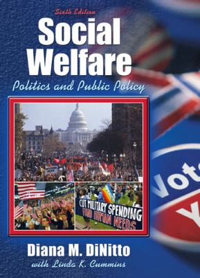 Social Welfare Politics and Public Policy