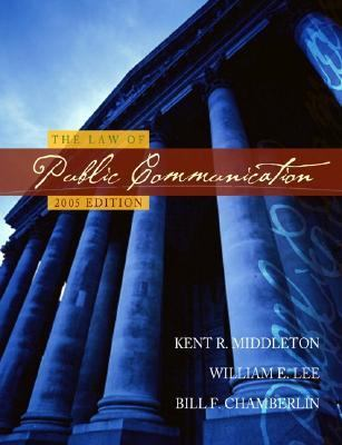 Law Of Public Communication 2005 Edition