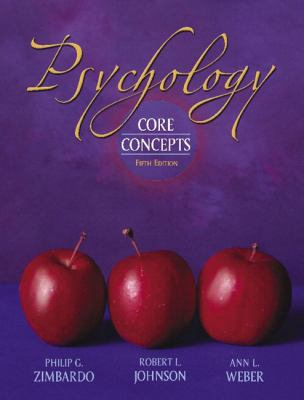 Psychology: Core Concepts (hardcover) (5th Edition)