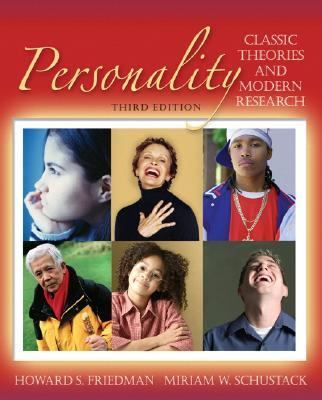 Personality Classic Theories And Modern Research