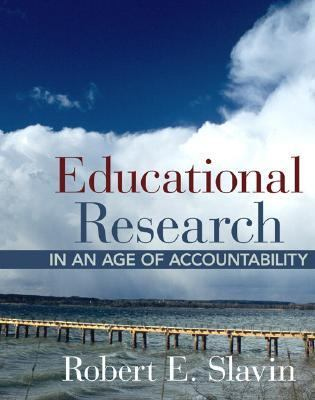 Educational Research in an Age of Accountability