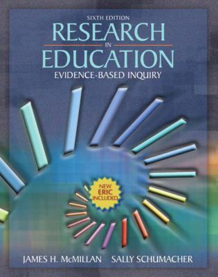 Research In Education Evidence Based Inquiry