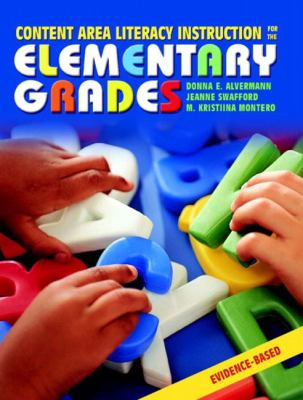 Content Area Literacy Instruction For The Elementary Grades Mylabschool