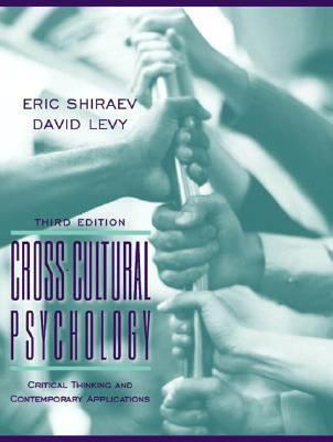Cross-Cultural Psychology Critical Thinking And Contemporary Applications