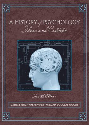 History of Psychology Ideas and Context
