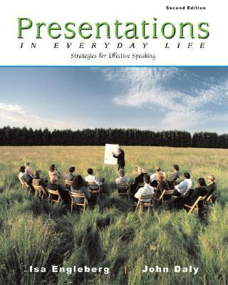 Presentations in Everyday Life Strategies for Effective Speaking