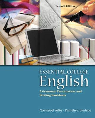 Essential College English + Mywritinglab