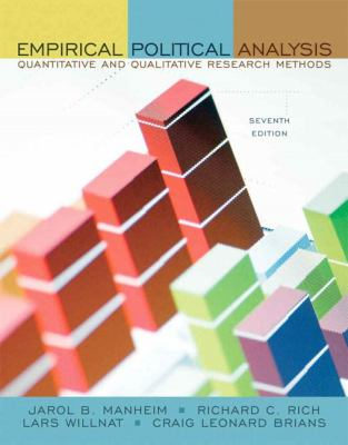 Empirical Political Analysis Qualitative and Quantitative Research Methods