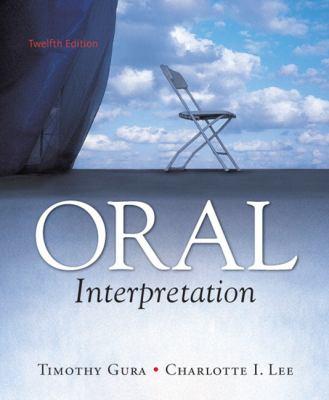 Oral Interpretation (12th Edition) 12th Edition | Rent ...