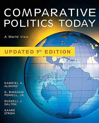 Comparative Politics Today: A World View, Update Edition (9th Edition) (MyPoliSciKit Series)