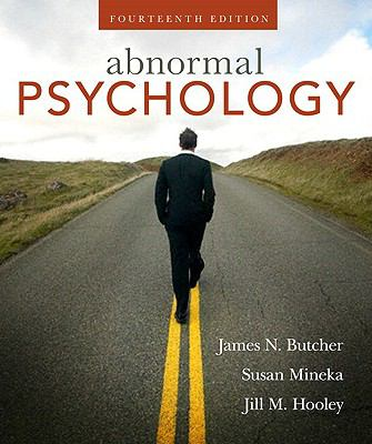 Abnormal Psychology (14th Edition)