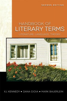 Handbook of Literary Terms: Literature, Language, Theory (2nd Edition)