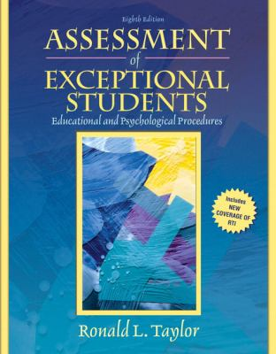 Assessment of Exceptional Students