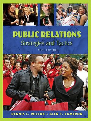 Public Relations: Strategies and Tactics Value Package (includes MyCommunicationLab with E-Book Student Access )