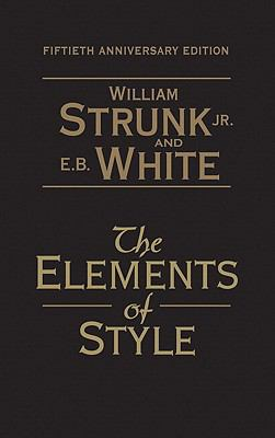 The Elements of Style: Fiftieth Anniversary Edition