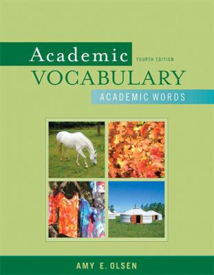 Academic Vocabulary: Academic Words (4th Edition)
