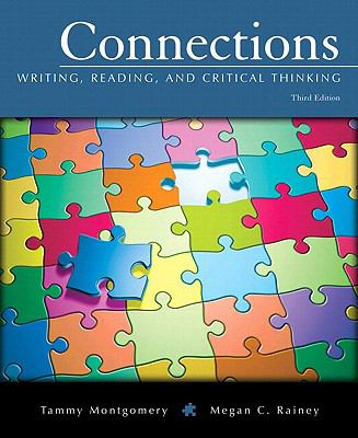 Connections: Writing, Reading, and Critical Thinking (with MyWritingLab Student Access Code Card)