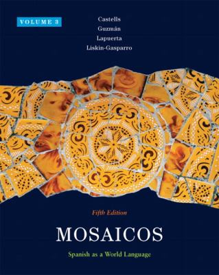 Mosaicos, Volume 3 (5th Edition)