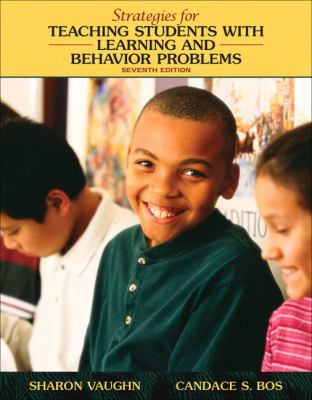 Strategies for Tchg. Stud. with Learning and Behavior Problems