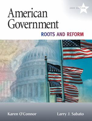 American Government: Continuity and Change, 2009 Edition (Hardcover)